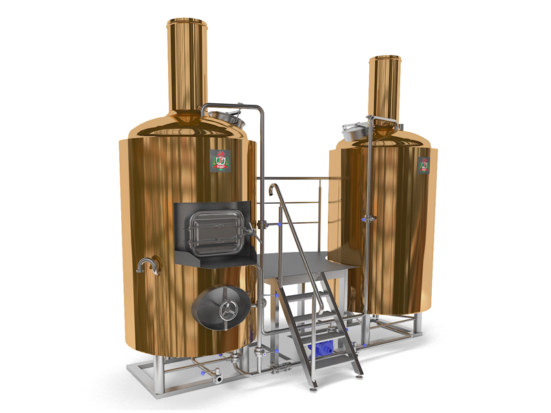 Indasrtial brewery 500 l