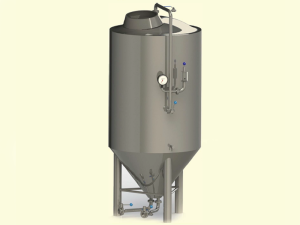 CYLINDER-CONICAL TANK brewery